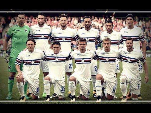 Tutti i goal della Sampdoria Girone di andata 2017 18