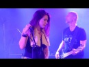Lee Aaron Mistreated Live @ Colos Saal Aschaffenburg 12 07 17