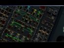 X plane JARDesign Airbus A330 Cold and dark LOWW LOWI