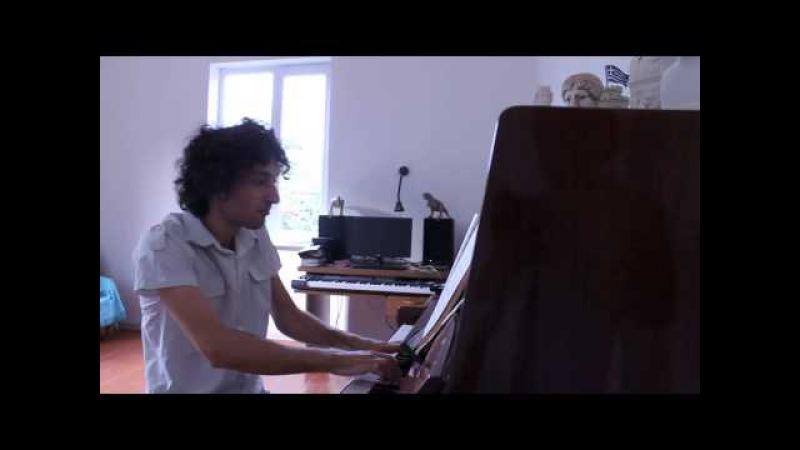 J.S. Bach French Suite 3 B minor mvt 5 - Menuet