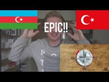 (EPIC!!) Xpert x Paster x Sansar Salvo x Sayedar - North West cpt.2 AZERBAIJANTURKISH REACTION