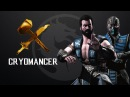 Mortal Kombat X - Cryomancer Sub-Zero - Online Ranked Matches