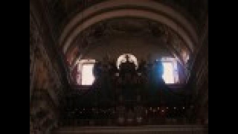 An organist's LAST job
