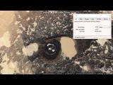 Ядерные воронки, кратеры или ? Сирия2017