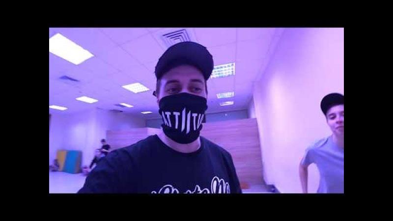 Танец под АИГЕЛ — Татарин (Танцующий Чувак) А мой парень Татарин