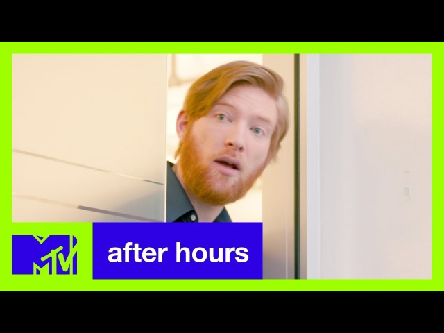 Domhnall Gleeson of 'The Last Jedi' Pitches General Hux Spin Off Ideas | After Hours | MTV