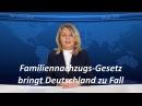 Eva Herman: Familiennachzugs-Gesetz bringt Deutschland zu Fall