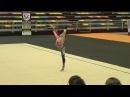 ORO Individual Cadete Masculino Mazas Copa Base Gimnasia Rítmica Ricardo León Calahorra VII Tro