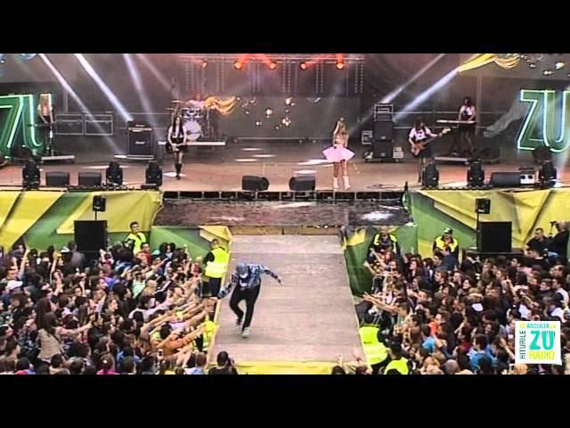 Andreea Banica ft. Whats Up - In lipsa ta (Live la Forza ZU 2014)