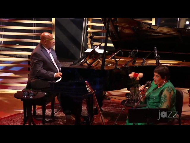 Rosa Passos with Kenny Barron Live at Jazz at Lincoln Center 2016
