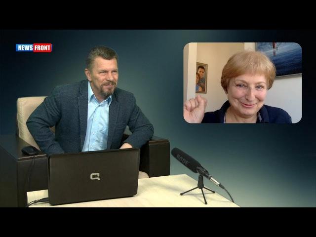 Елена Маркосян: Савченко — «сидящий президент»