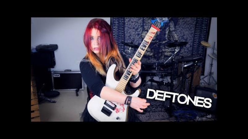 DEFTONES My Own Summer GUITAR COVER Jassy J