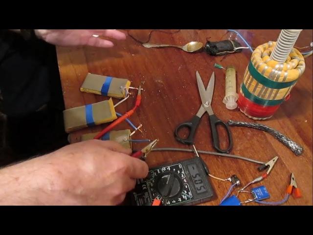 Самая простая БТГ батарея 100 Ампер которую можно изготовить за 15 минут