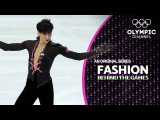 Johnny Weir is Figure Skating's Force of Nature Fashion Behind the Games
