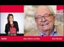 Jean Marie Le Pen Invité du 7 9 avec Léa Salamé