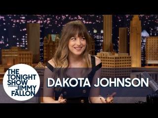 Dakota Johnson's First Got Milk? Photo Shoot Was Traumatizing