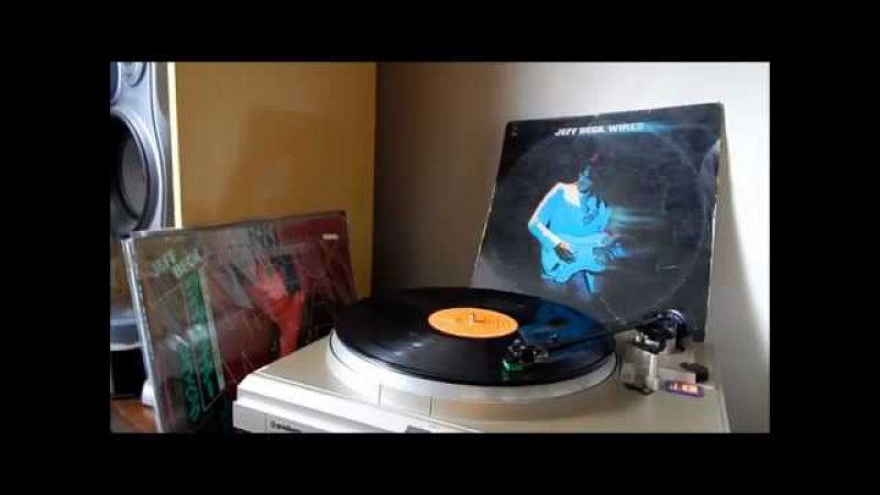 Jeff Beck Led Boots 1976 vinyl rip Audio Technica AT95E