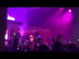 Wu-Tang Clan почтили память Ol Dirty Bastard треком Shimmy Shimmy Ya в  Майами. (12 декабря 2017 г.)