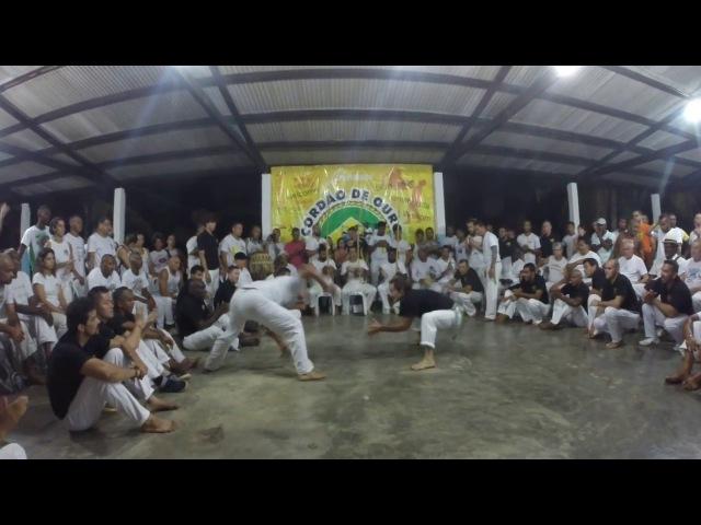 Capoeirando 2018. Formatura Roda