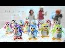 Игровой набор с интерактивным пингвином серии DigiPenguins Silverlit