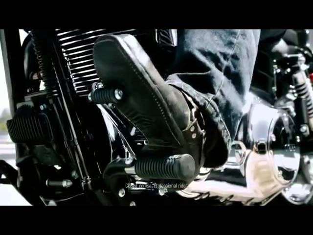 Harley Davidson Commercial - No Cages