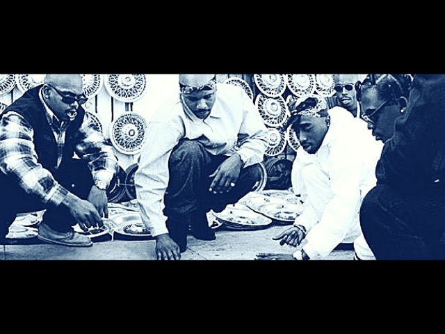 2Pac - C.R.E.A.M (ft. Wu Tang Clan)