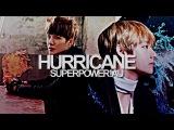 hurricane taegi superpower!au