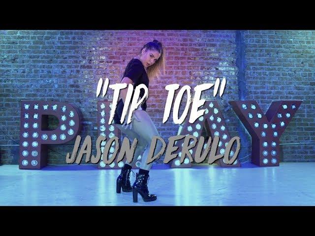 Jason Derulo - Tip Toe   Nicole Kirkland Choreography
