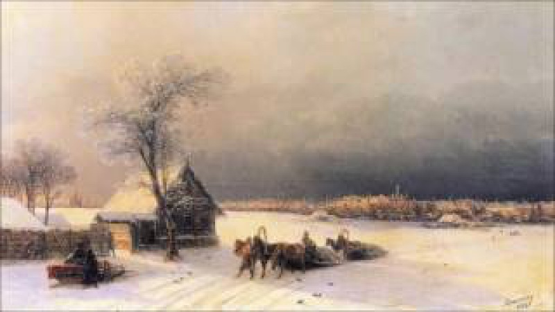 P I Tchaikovsky Symphony No 1 in G minor OP 13 Winter Daydreams Mariss Jansons