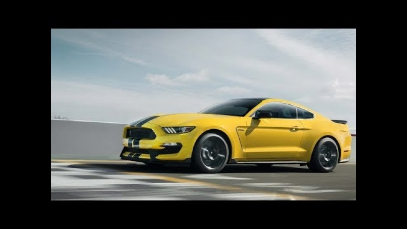 2018 Ford Mustang Shelby GT350R Acceleration