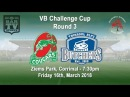 2018 VB Challenge Cup Round 3 Corrimal Cougars v Thirroul Butchers