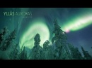 Ylläs Auroras - February (4K TIMELAPSE)