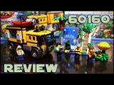 Lego City 60160 Jungle Mobile Lab Review | Обзор ЛЕГО Передвижная Лаборатория в Джунглях | КОНКУРС