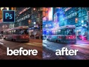 How to Edit Like Brandon Woelfel in Photoshop CC Color Grading Tutorial With Asset Files