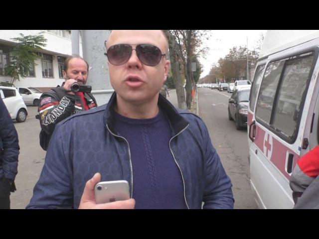 Пеший ИДПС Одинцов крышует Краснодарский департамент судей? Часть 3