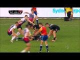 Обзор матчей мужской сборной России по регби-7 на этапе Мировой серии в Сиднее