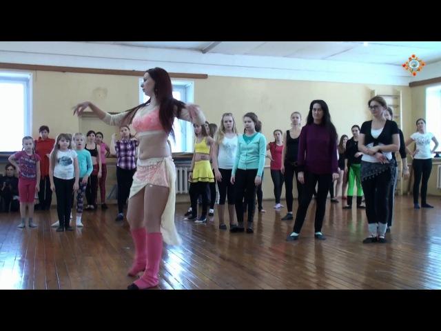 Восточные танцы танец живота 1 belly dance