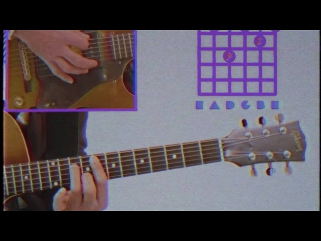 Cookin' On 3 Burners This Girl OFFICIAL GUITAR LESSON