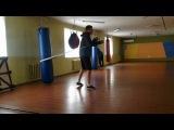 Тренировка на Комбинатской 10 Fight club JEB НОВОСИБИРСК