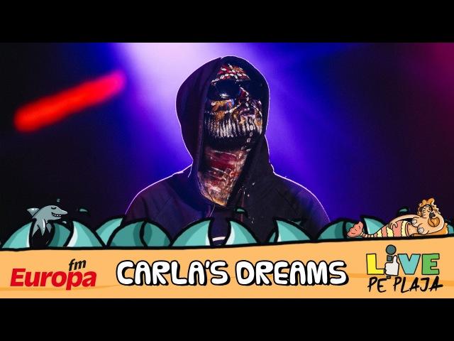 Carlas Dreams la Europa FM Live pe Plaja 2016 - Concert integral