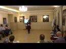 Отзыв Елена Семёнова о курсе ораторского искусства ORATORIS тренер Антон Духовский