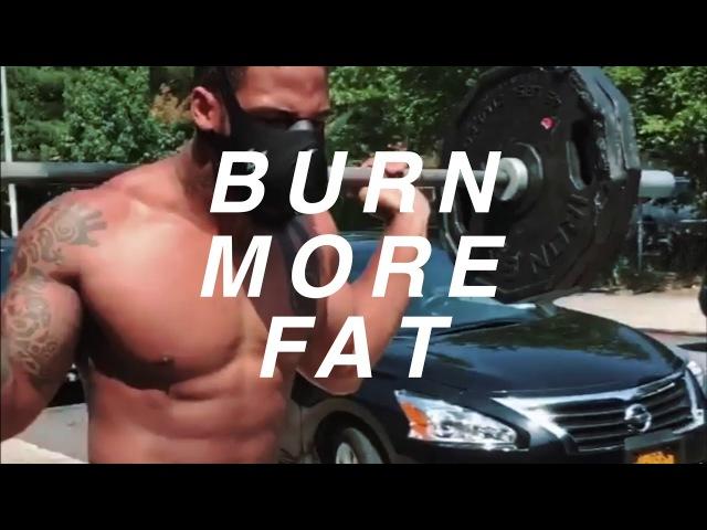 Burn More Fat - Build More Muscle - TrainingMask