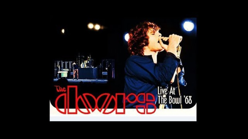 The Doors Live at Bowl 68 Full HQ Video All Extras