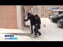 Полиция Нарьян Мара разыскивает подростков вандалов