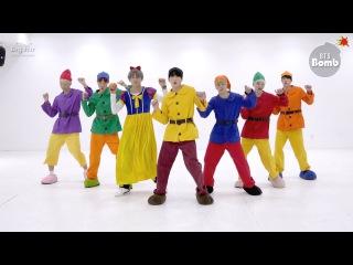 [BANGTAN BOMB] '고민보다 GO GOGO ' Dance Practice Halloween ver.) - BTS (방탄소년단) Гоу гоу гого бантаны бантосы Хеллоуин Хэлоуин