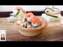 Закуска из Красной Рыбы и Креветок на Новогодний Стол | Salmon Appetizer | Ольга Матвей