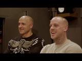 Jebroer verrast Paul Elstak met Happy Hardcore Mix door Popkoor AkoorT in Red Bull Music Studio's