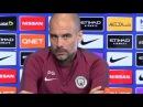 Guardiola responds to Gary Neville criticism