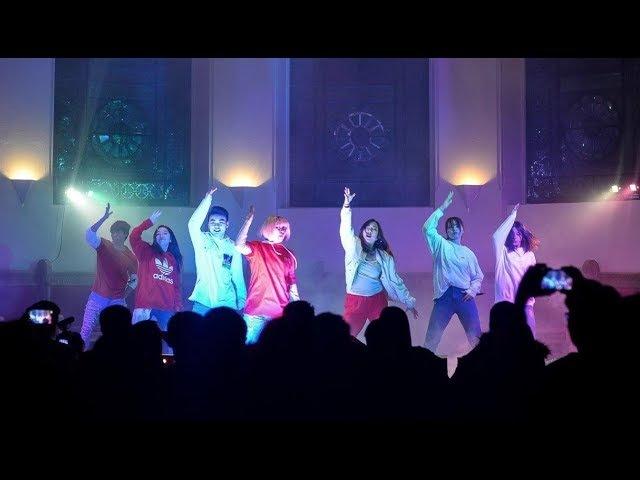 R.P.M @ Tết Tây 2018 (BTS - MIC Drop (Steve Aoki Remix))
