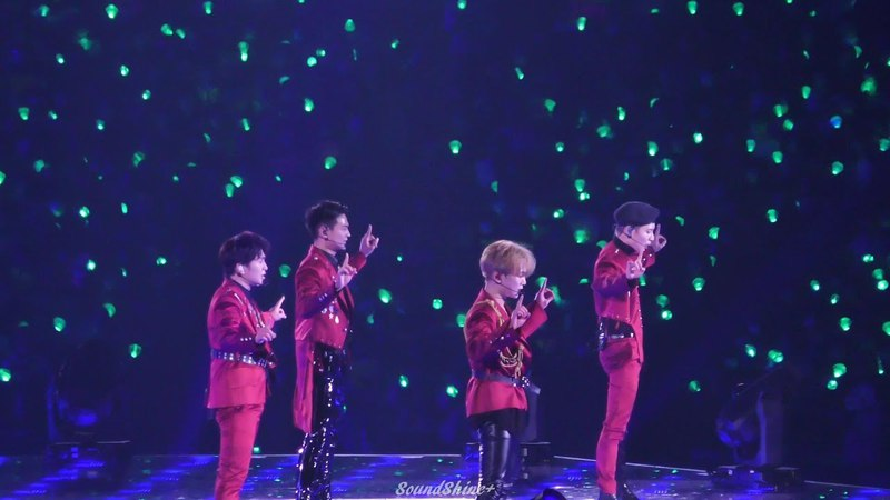 180217 LUCIFER [SHINee WORLD THE BEST 2018~FROM NOW ON~] Osaka